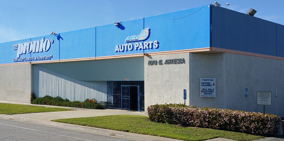 APW - The Largest Distributor of Automotive Parts